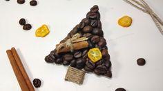 Кофейная елка своими руками / Coffee Christmas Tree DIY / Afinka