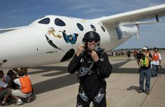 NBC to air Virgin Galactic founder Richard Branson's trek to space The Outer Limits, Nbc Today Show, Roller Coaster Ride, Richard Branson, Picture Story, The Weather Channel, Reality Tv Shows, Once In A Lifetime, Space Travel