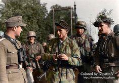 Increibles Fotos Color  2º Guerra Mundial