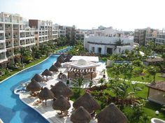 Excellence Playa Mujeres: A view from room