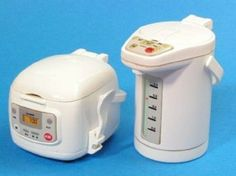 Rare! Re-ment Miniatures Appliance I - #2 Rice Cooker #Rement