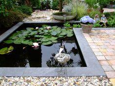 Kleine binnentuin - Passie voor Tuinen