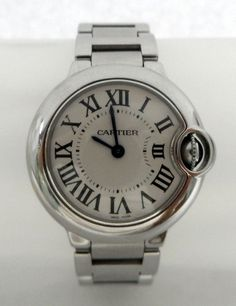 """Cartier Watch: My Dream Watch, so I can pass it on to my future daughter ..............My style statement: """"On matters of style, swim with the current, on matters of principle, stand like a rock."""" ― Thomas Jefferson .... ...www.morseandnobel.com"""