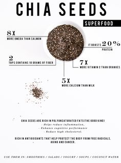 3 Breakfast Ideas With Chia