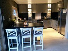 Kitchen kjøkkenet vårt :-)