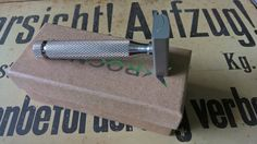 Classic Razors and Blades - Collector: 27.04.16: Türkischer ROCNEL 316, Stainless razor