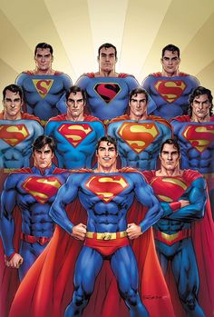 Action Comics #1000 by Nicola Scott