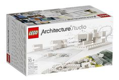 LEGO® Architecture Studio Now Available in US