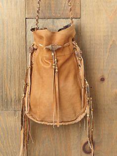 Lakota Bead Bag