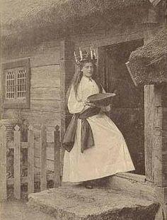 Lucia Skansen Stockholm 1902 |