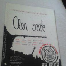 Clan Orate Fanzine #1