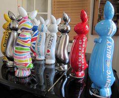 Buxy Fifty  Les sculptures de Yo Bastoni