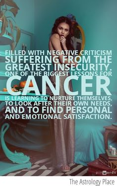 Cancer AMEN AMEN AMEN.With positive affirmations everyday this can become minimal!!! We are All Special and have a Purpose!!!