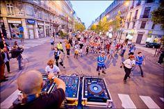 Roller Bike Parade 2013 © Eric Danhier