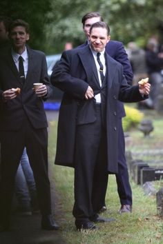 Tom Hardy bts Legend... Got something there for me, Tommy?