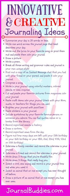 25 Innovative Journaling Ideas for Kids - 25 Fun, fabulous and innovative journaling ideas for kids Imágenes efectivas que le proporcionamos - Creative Journal, My Journal, Journal Pages, Creative Writing, Bullet Journal For Kids, Yoga Journal, Journal Writing Prompts, August Journal Prompts, Gratitude Journals