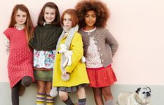 I love me some COLOR. circus mag: UNITED COLORS OF BENETTON FALL-WINTER 2012 KIDS COLLECTION - Dog Stories