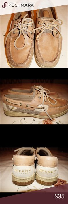Classic Sperry Topsider Preloved shoes Sperry Top-Sider Shoes Flats & Loafers