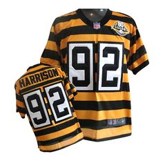 1000+ images about Steelers James Harrison Black Authentic Jersey ...