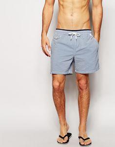 Image 1 ofPolo Ralph Lauren Stripe Swim Shorts