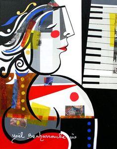 EDEN Fine Art, Yoel Benharrouche, Les Tapes a Traverser