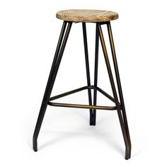 $276.00 Aeon Harvey Counter Stool Incorporating compelling geometric shapes with industrial design, our Harvey counter height stool will infuse a visually appealing artistic aesthetic to your home while providing true functionality.