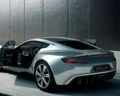 Motors: Aston Martin One 77 - GF Luxury