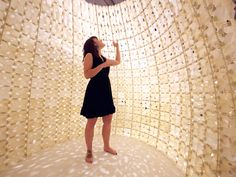 3ders.org - Emerging Objects 3D-printed a pavilion entirely out of salt | 3D Printer News & 3D Printing News