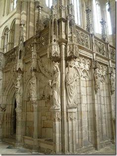 Interior catedral Magdeburg