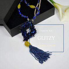 ELETTRA Necklace-Lapis Necklace-Blue Necklace-Lapis stone