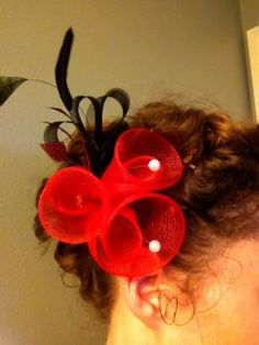 Wear a fascinator that no one else will be wearing!