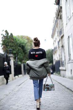MON AMOUR . PARIS, 17 eme
