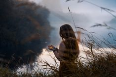 """Lizzy Gadd's Photography Truly Shows The Difference Between A """"Selfie"""" And A Self-Portrait Landscape Photography, Portrait Photography, Spiritual Photos, His Dark Materials, Photo Portrait, Canadian Artists, Anime Scenery, Story Inspiration, Twilight"""