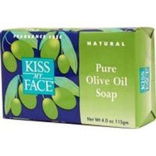 Best natural face soap ever , you can find it at the Nugget or Whole Foods