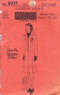 Pauline 5037 coat