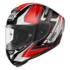 Shoei X-14 Asail TC-1 Helmet