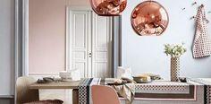 3 DIYs muy fáciles para decorar con cobre, los metales son tendencia decorativa | Decorar tu casa es facilisimo.com