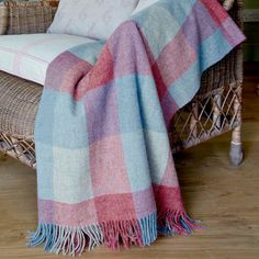 Make your home feel fantastically cosy with one of our throws | Susie Watson Designs Wedding Lists
