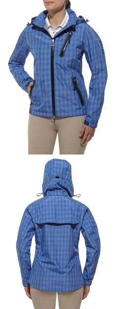Ariat Ladies Hyde Jacket - 100% waterproof, and stylish to boot!