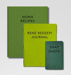 A Work in Progress: Notes on Food, Cooking and Creativity by Rene Redzepi