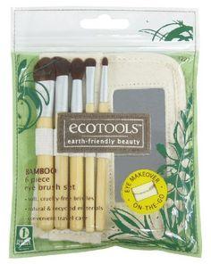 Ecotools Bamboo Eye Brush Set   6 Piece: http://www.amazon.com/Ecotools-Bamboo-Eye-Brush-Piece/dp/B0030HMQTS/?tag=httpbetteraff-20
