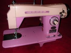 I collect vintage sewing machines; just got this one!                                                                                                                                                                                 More
