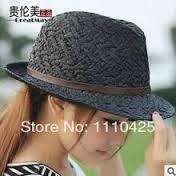 Kết quả hình ảnh cho fedora hat crochet pattern free