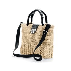 Brighton Zara Straw hobo