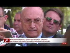 "Policia Federal PF diz ""Quem tirar Leandro Daiello da PF vai sair daqui ..."