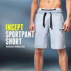 Incept Sportpant short by BOXHAUS #sportpant #sportshort #fightshort #short #boxershort #trouser #joggingpant #boxhaus #boxhausbrand #sports...