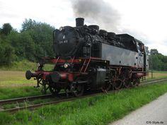Dampfbahn Fränkische Schweiz - IDS-Style