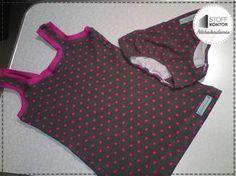 Selbstgenähtes Unterwäscheset für Kinder #sewing #schnittmuster #nähen