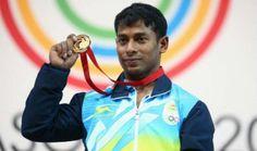 Sukhen Dey: Men's weightlifting 56 kg category