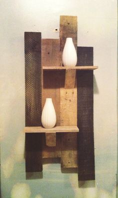 pallet projects shelves | Pin it Like 1 Image
